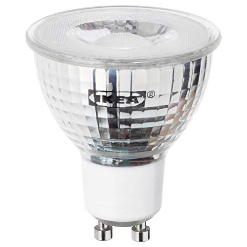 IKEA TRADFRI LED Leuchtmittel GU10; 400lm; dimmbar; warmes Tageslicht; A+