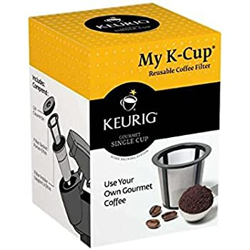 Keurig My K-Cup 再利用可能 コーヒーフィルター 1 ブラウン 101086 [並行輸入品]