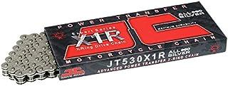 JT Sprockets 110 Link JTC530X1RNN110RL Nickel 110-Link Heavy Duty X-Ring Drive Chain (530X1R)