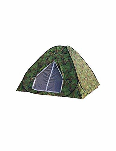 SJQKA-camouflage tente tente de démarrage rapide, gratuit, tente de construire 2 automatique, de fils d'acier étanches camouflage tente tente