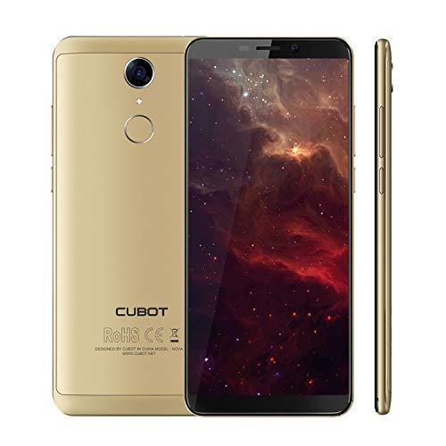 Cubot Nova 4G Cellulare Android 8.1 MT6739 Quad Core 3GB + 16GB 2800mAh Fotocamera 13MP + 8MP 5.5' HD + Display 720 * 1440P Schermo 18: 9