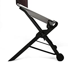 FITS ALMOST ALL MAKES AND MODELS – Universal fit for almost all laptops 11.6 inches or larger with a front-edge less than 1 inch thick and keyboard width greater than 11 inches. HEIGHT ADJUSTABLE WITH 7 SETTINGS – Adjustable laptop stand offering fro...