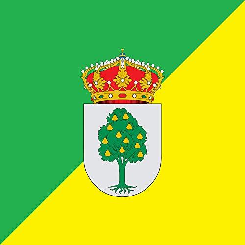 magFlags Bandera Large Peral de Arlanza Burgos   1.35m²   120x120cm