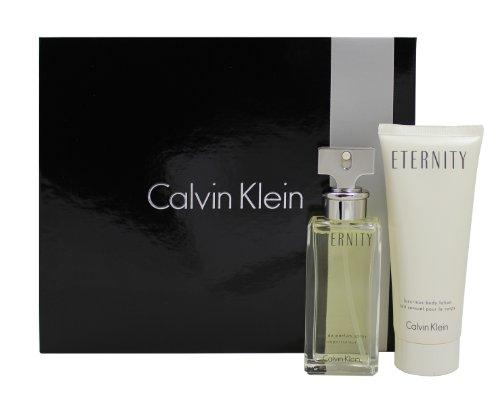 Calvin Klein Eternity edp vapo 50ml/Loción Corporal 100ml, 1er Pack (1x 150ml)