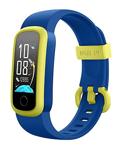 Willful Pulsera Actividad Inteligente Reloj Inteligente para Niños Azul