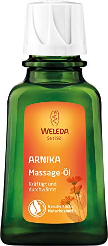 Weleda Bio Arnika Massage-Öl (6 x 50 ml)