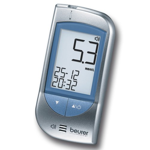 Beurer GL 34 Blutzuckermessgerät