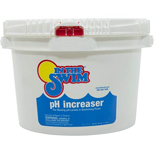 Dans la piscine Augmentation du pH - 25 lbs.