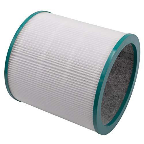 vhbw HEPA-Filter passend für Dyson Pure Cool Link AM11 TP00 TP01 TP02 TP03 Luftreiniger - Ersatz für Dyson 968126-03 Filter Ersatzfilter Luftfilter