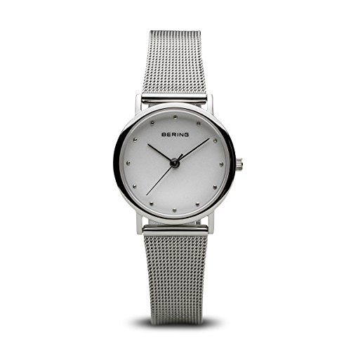 BERING Time | Women's Slim Watch 13426-000 | 26MM Case | Classic Collection | Stainless Steel Strap | Scratch-Resistant Sapphire Crystal | Minimalistic - Designed in Denmark