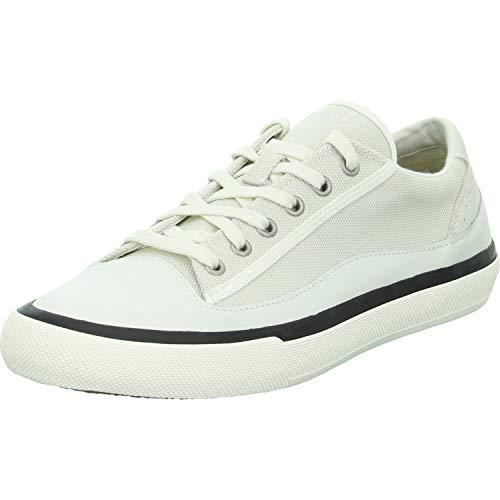 Clarks Zapatillas bajas Aceley Lace para hombre y mujer., color Blanco, talla 43 EU