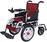 Silla plegable ligera de ruedas eléctrica más ligero, más fuerte, más largo alcance bimotor silla de tracción súper energía antes de poder plegar,VS