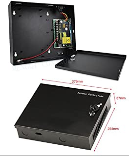 110V Input Metal Power Supply Box Output DC12V 5A For Access Control Panel System / Lock Security Kits /CCTV Power Supply
