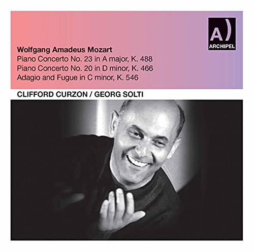 Clifford Curzon & Georg Solti