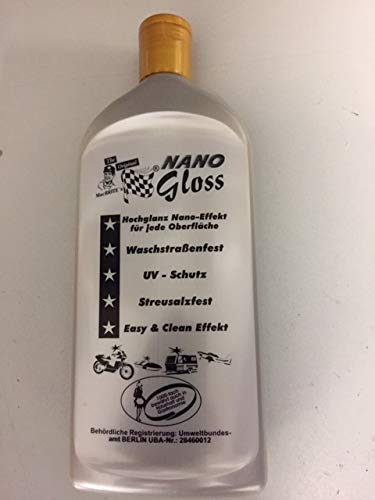 30 x 500ml Original MacBRITE NANO Gloss AUTOPOLITUR *HOCHGLANZ *VERSIEGELUNG