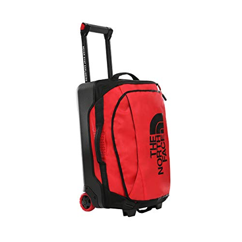 The North Face Carry-on Trolley Rolling Thunder 22 Inch con 2 Ruedas Nailon Large 40 Litro 53 x 35 x 21 cm (H/B/T) Unisex Bolsos de Viaje (3C94)
