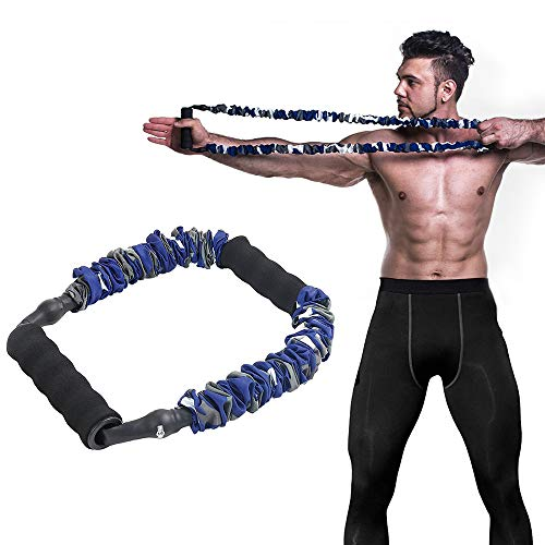VNAKER Bow Strength Trainer - Archery Trainer for Recurve Compound Bow Longbow 20 Lb