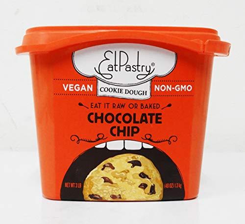 Eatpastry チョコレートチップクッキー 生地 1.37Kg 要冷蔵