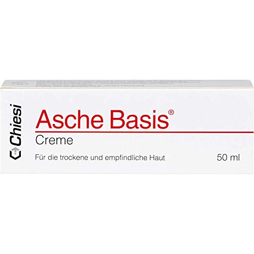 Asche Basis Creme, 50 ml Creme