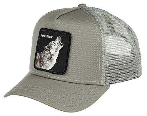 Goorin Bros. Trucker cap Wolf Grey - One-Size