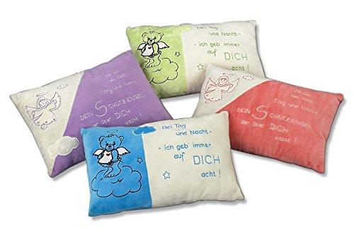 Morgenroth Schutzengel- Kissen 40 x 25 cm weich + flauschig geprüfte Qualität