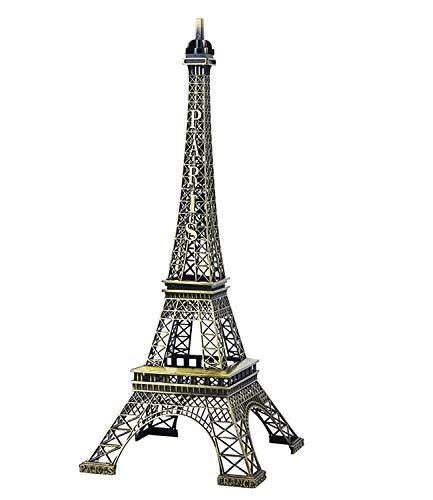 Bronze Eiffelturm Dekorationen aus einer Zinklegierung romantischen paris souvenir Büros & zuhause Kunstwerk gemacht