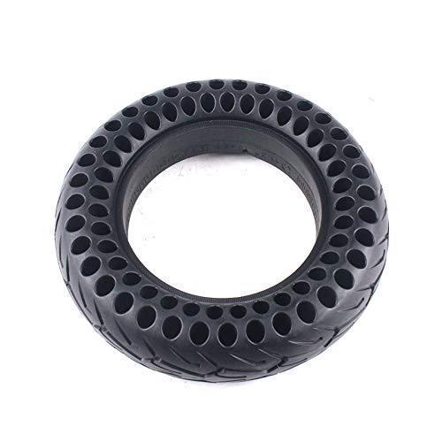 Neumáticos amortiguadores para patinetes eléctricos Neumáticos sólidos de Doble Panal de 10...