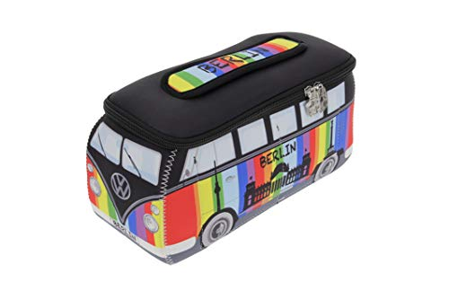 BRISA VW Collection Volkswagen VW T1 Bus Transporter 3D Neopreen Universele Zak - Berlin