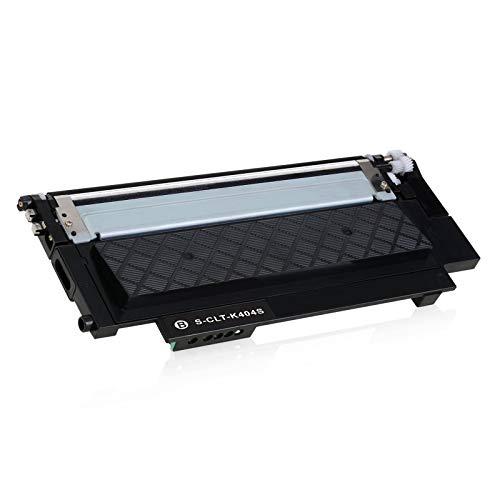Abakoo Cartucce toner di ricambio per Samsung Xpress C 430 W C 480 FN FW CLT 404, colore: nero