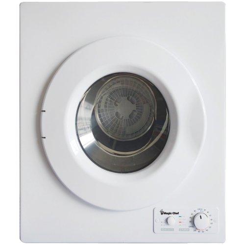 1 - 2.6 Cubic-ft Compact Dryer, 2.6 cu ft capacity, 120V/60Hz, MCSCDRY1S