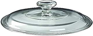 "Corning Ware/Pyrex Clear Round Glass Lid (Clear) (8 3/8"" Dia) (G-1-C)"