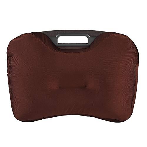 Cocoarm Tragbare Knietablett Laptop Kissen für 16 Zoll Laptops Laptop-Schoßtablett Kniekissen mit Griff für Zuhause Büro und Outdoor Aktivitäten 47 x 34 x 10cm
