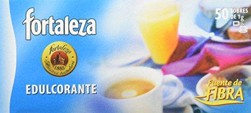 Café Fortaleza - Edulcorante 50 sobres - Pack de 3 x 50 sob