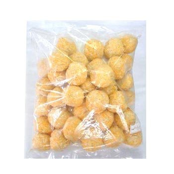 フライでタコス 30g×34個×1P オキハム スパイシーなタコスミートにチーズをまぶしてチキンで包んだフライ おつまみやオードブルにおすすめ