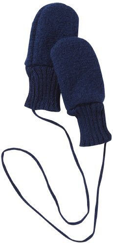 Disana 34204XX - Walk-Handschuhe Wolle marine, Size / Größe:L