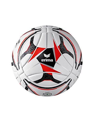 Erima Senzor Match Fussball, schwarz/Rot, 5