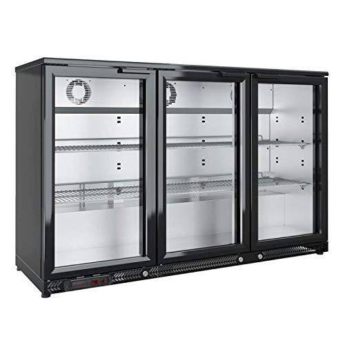 Botellero expositor refrigerado 3 puertas - Maquinaria Bar Hostelería