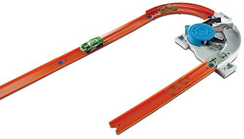 Hot Wheels Workshop Track Builder Turn Kicker Track Extension