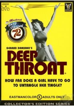 Deep Throat Collector's Edition Series