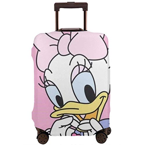 IUBBKI Suitcase Protector Daisy Donald Duck Stretch Elastic Travel Luggage Protector - Multiple Sizes