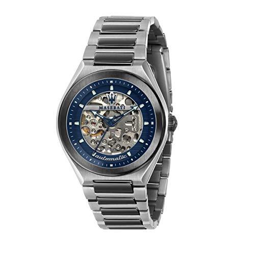 Orologio da uomo, Collezione TRICONIC, automatico, solo tempo, 3h - R8823139003