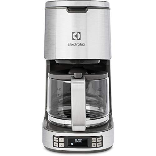 Cafeteira elétrica, CMP50, 1.5L, Aço Escovado, 220v, Electrolux