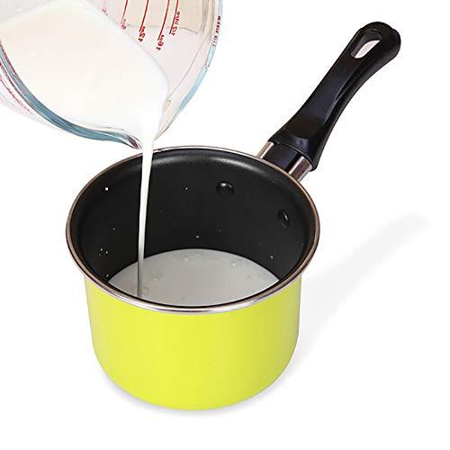 BMG anti-aanbak Mini Melk Pannen, Draagbare Soep Pot Koken Gereedschap Melk Pan voor Thuis Keuken Restaurant Koken