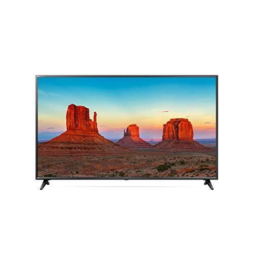 LG 55UK6090 UK6090PUA 4K HDR Smart LED UHD TV - 55 Class (54.6 Diag) (Renewed)