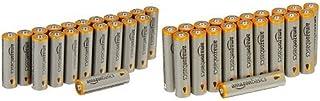 Amazonベーシック 乾電池 単4形 アルカリ 20個セット & 乾電池 単3形 アルカリ 20個セット