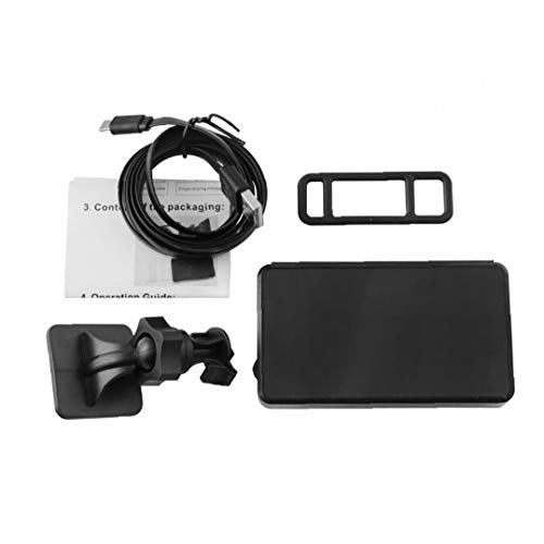 GPS del velocímetro del Coche C80 Hud Head Up Display de conducción de Alarma con más Velocidad de Alarma Pantalla Led para Todos vehículo, Auto del Metro