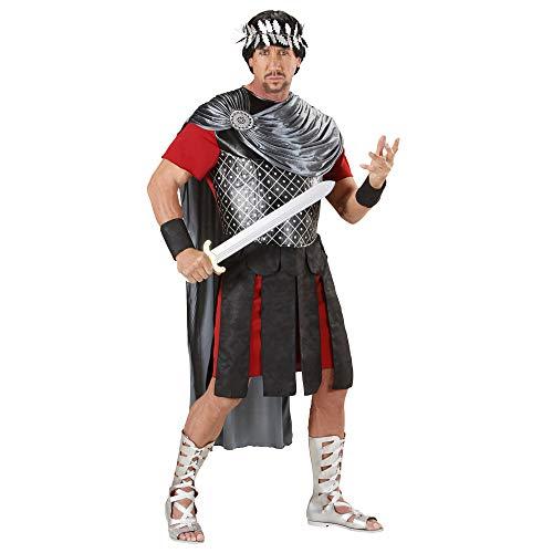 Widmann wid89312 ? Costume pour Adulte Empereur Romain, Multicolore, M