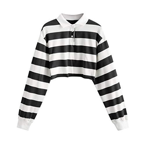 Fossen MuRope Sudaderas Tumblr Adolescentes Baratas, Sudaderas Mujer Tallas Grandes - Abrigos Mujer Invierno Blusa Tops Camiseta de Manga Larga