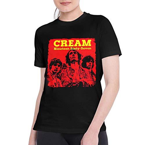 Sportswear heren shirt met korte mouwen, t-shirts voor vrouwen grappige crème t-shirt zwart