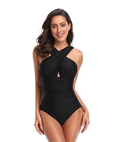 Traje de Baño de Una Pieza de Mujer Mujeres Natación Traje Tallas Grandes Bañador Monokini Traje de Baño Conjuntos de Bikini